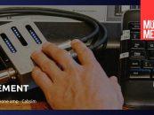Element, el simulador de caja y ampli de auriculares de Darkglass