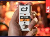 Nuevo footswitch FS1 Mini de Orange Amps