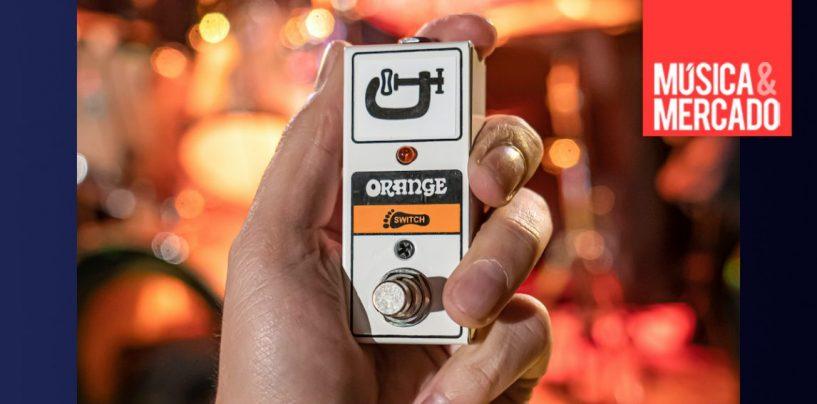 Nuevo footswitch FS1 Mini de Orange Amps