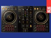 Pioneer DJ presenta versión de DDJ-400-N en dorado