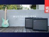 Serie Mustang GTX de Fender