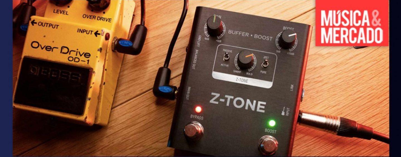 Z-Tone DI y Buffer Boost son lo nuevo de IK Multimedia