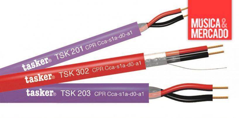 Homologación RCP obligatoria ahora en los cables Tasker
