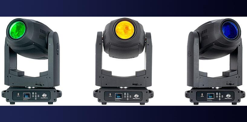 Focus Spot 6Z es el lanzamiento de ADJ en la línea Focus