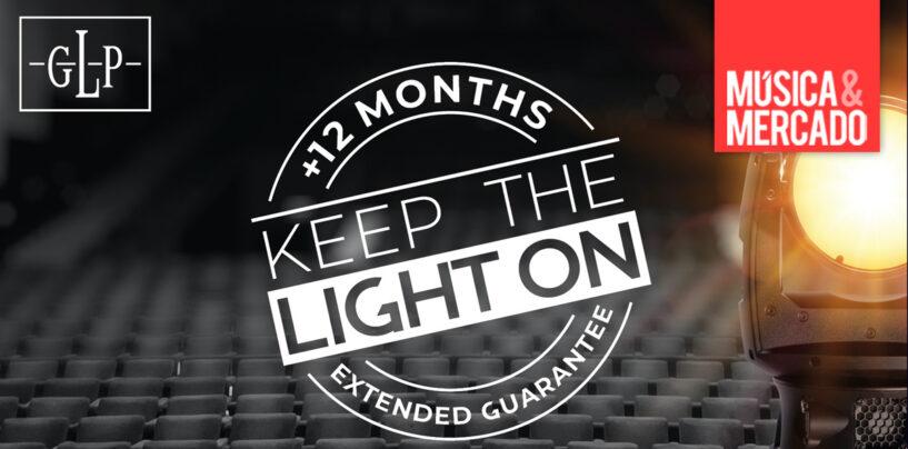 GLP extiende 12 meses su garantía de productos