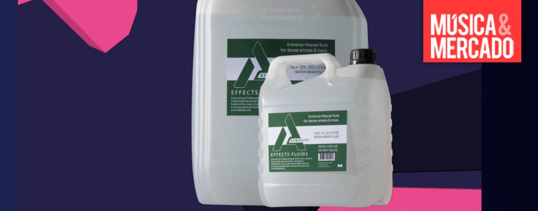 Magmatic lanza línea Atmosity de líquidos para efectos