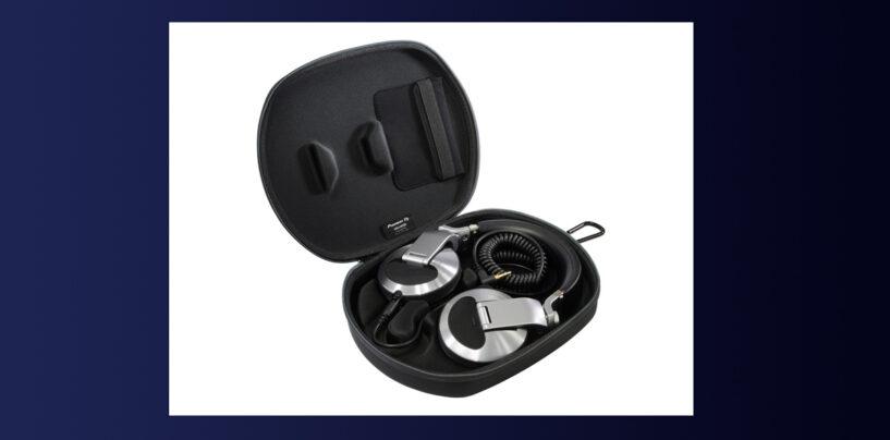 Nuevo estuche protector para auriculares de Pioneer DJ