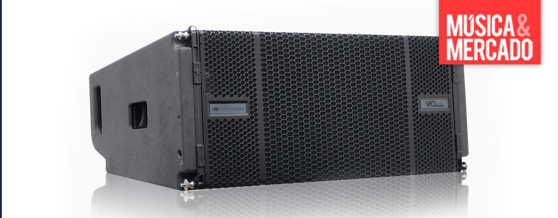 dBTechnologies presenta nuevo VIO L1610