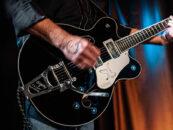 Gretsch introduce nueva versión del modelo de guitarra Falcon