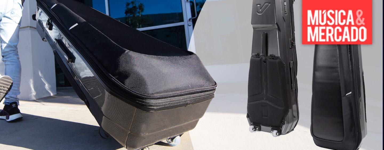 Gruv Gear presenta Kapsule Duo para transportar dois instrumentos juntos