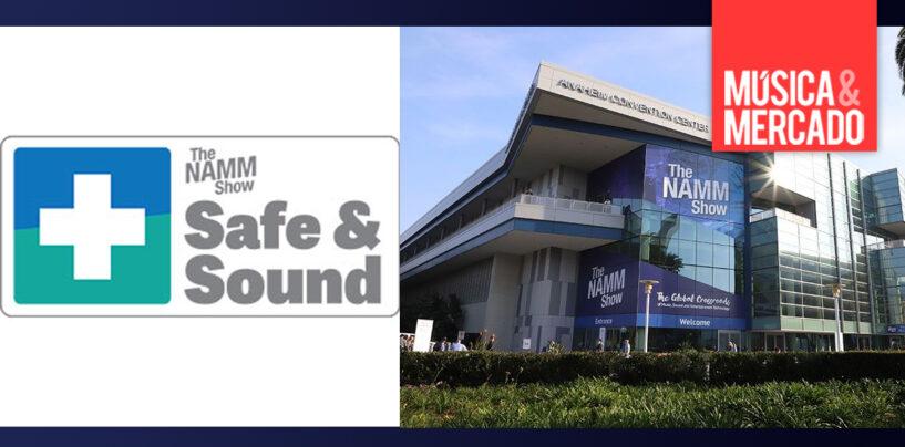NAMM Show anuncia medidas de seguridad para su edición 2021