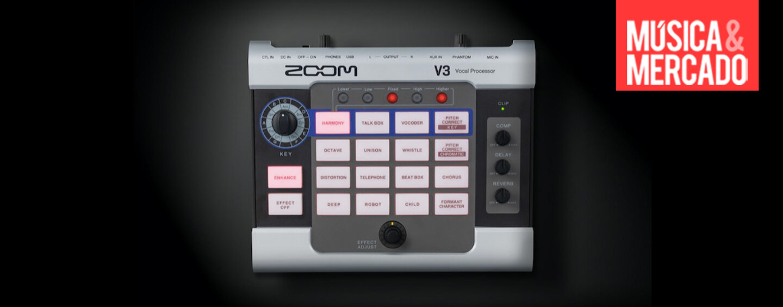 Nuevo procesador vocal V3 de Zoom