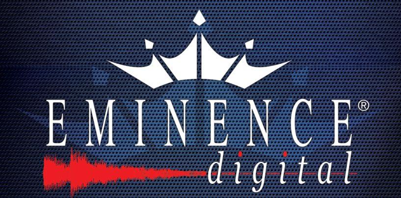Eminence lanza archivos digitales de sus altavoces de guitarra