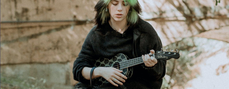 Fender presenta ukelele signature de Billie Eilish