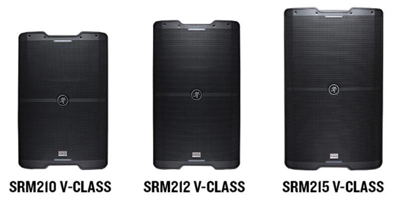 Conozca la serie SRM V-Class de Mackie