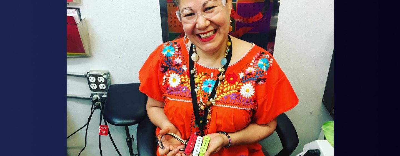 Josefina Campos lidera la fabricación de pickups en Fender