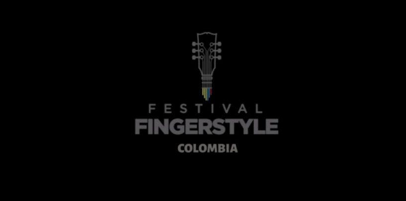 Festival Fingerstyle Colombia será totalmente online