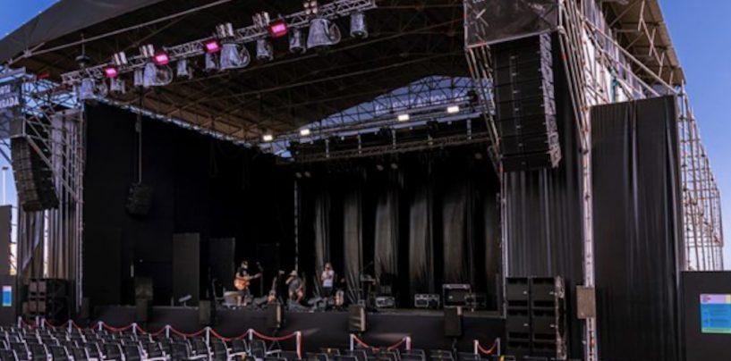Festival Porta Ferrada toma nuevo formato con sistemas Nexo