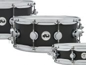 Drum Workshop presenta snares Space Carbon