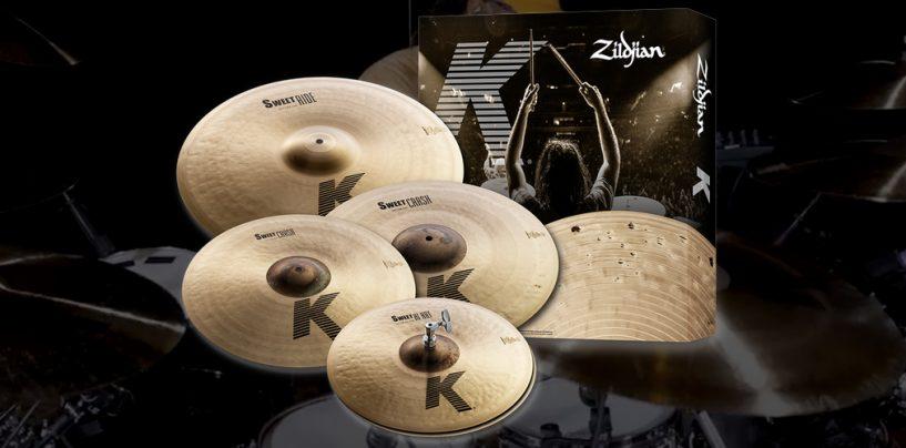 Zildjian lanza K Sweet Cymbal Pack