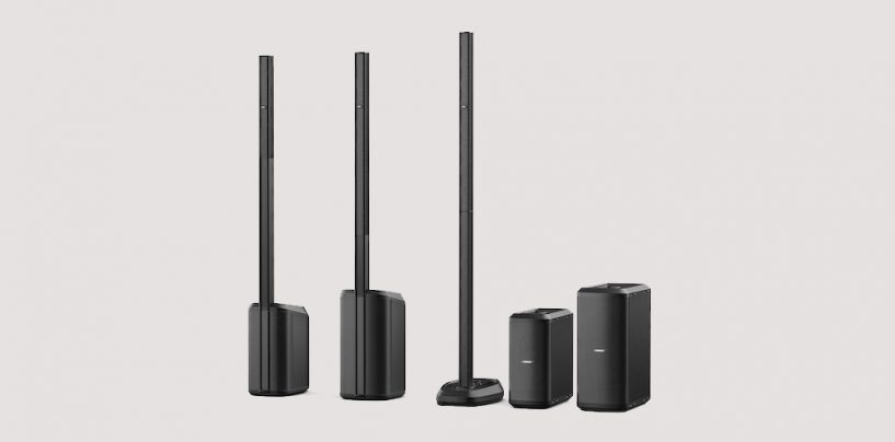Bose lanzó línea L1 Pro