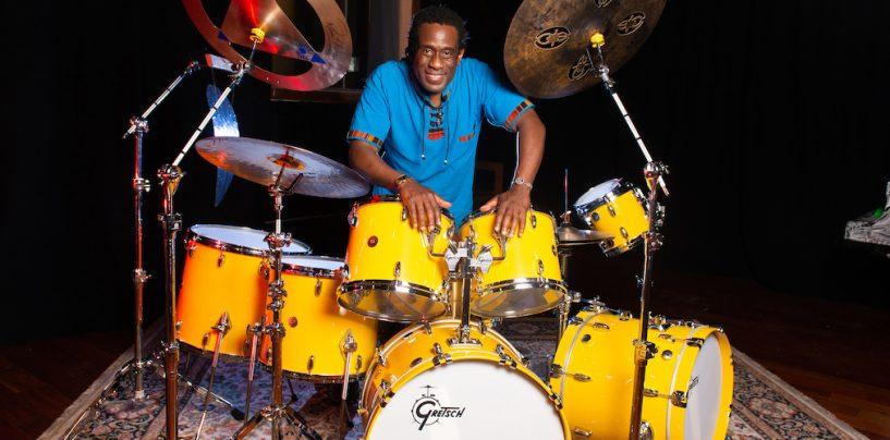 Will Calhoun se une a la familia de artistas de Gretsch Drums