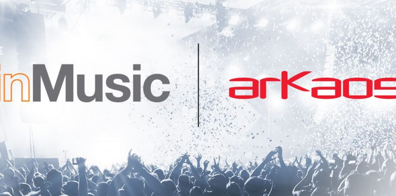 inMusic adquiere Arkaos