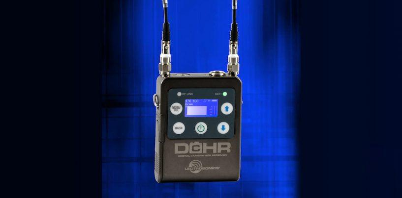 Lectrosonics lanza receptor digital DCHR miniatura estéreo