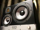 EVE Audio tiene nuevo monitor near/midfield SC3070