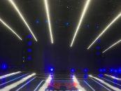 Actuación de Usher con luces GLP en iHeartRadio Music Festival