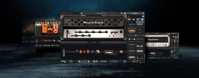 IK Multimedia presenta AmpliTube 5