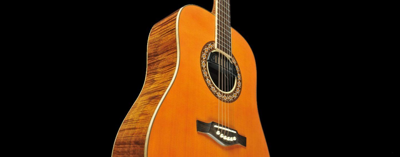 Ranger Futura de Eko Guitars