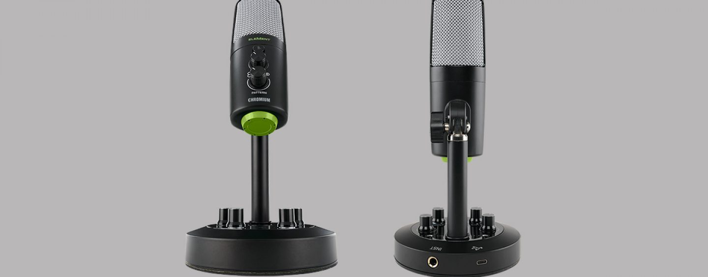 Conoce el micrófono USB Chromium de Mackie