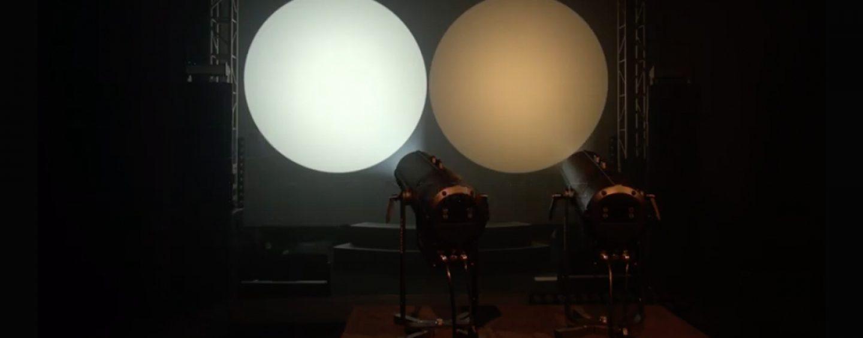 Luces LED para teatro de Strand Lighting