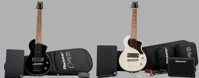 Guitarras Carry-On de viaje de Blackstar