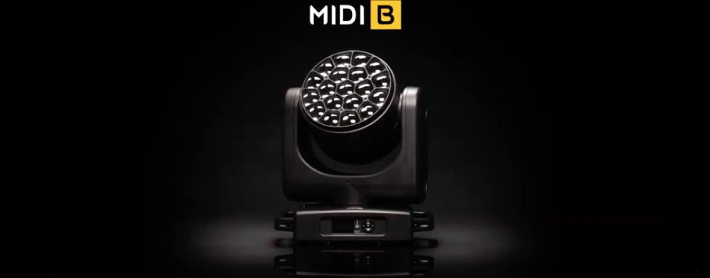 Móvil LED MIDI-B de Claypaky