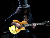 "Gibson introduce Slash ""Victoria"" Les Paul Standard Goldtop"