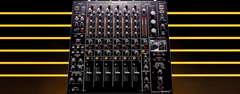 Pioneer DJ lanza versión DJM-V10-LF