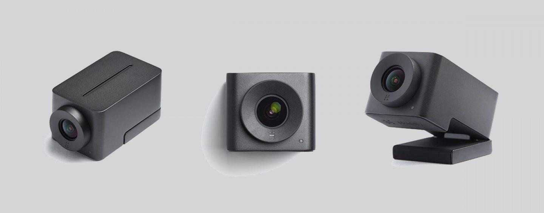 Paquetes Shure y cámaras Huddly para salas de reuniones