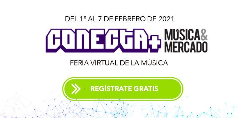 Conecta+ Música & Mercado unirá al sector para ampliar el mercado de la música