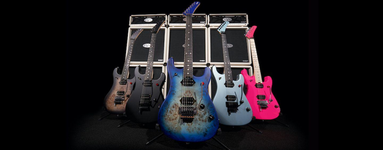 EVH presenta nuevos productos en homenaje a Eddie Van Halen