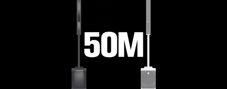 NAMM 2021: Electro-Voice lanza sistema en columna Evolve 50M con nuevas tecnologías