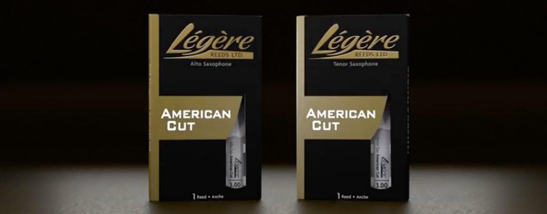 NAMM 2021: Cañas American Cut son la novedad de Légère