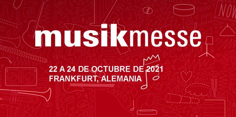 Musikmesse pasa su fecha a octubre