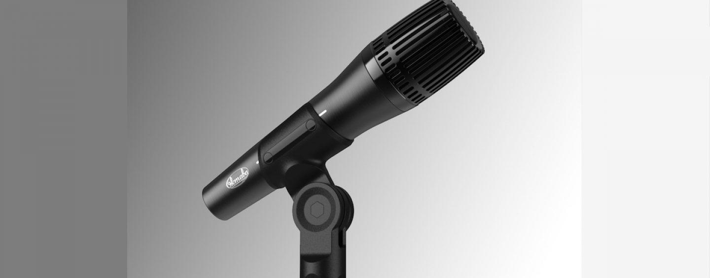 Nuevo micrófono vocal MK-207 de Oktava