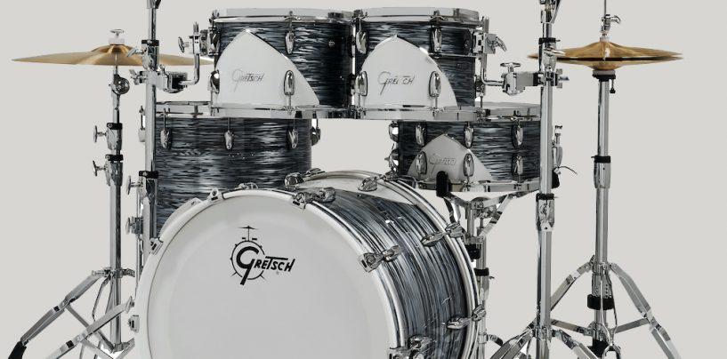 Gretsch presenta batería Renown 57 clásica de edición limitada