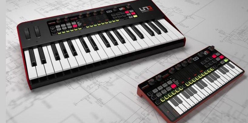 IK anuncia UNO Synth Pro y UNO Synth Pro Desktop