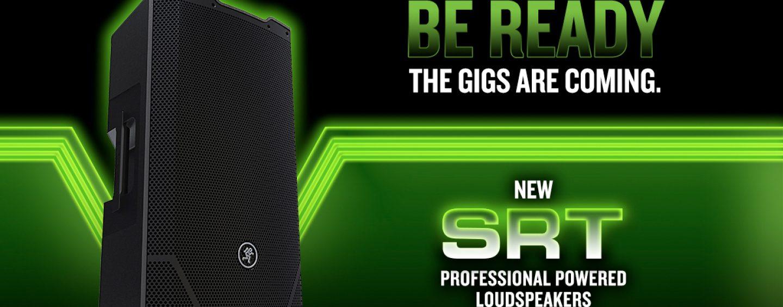 NAMM 2021: Mackie anuncia serie SRT de altavoces profesionales