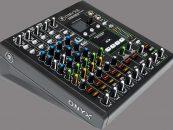 NAMM 2021: Mackie introduce nueva serie Onyx de mixers analógicos