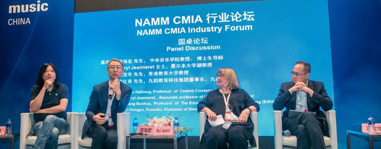 Marcas reconocidas se preparan para Music China a fin de este mes
